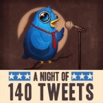 A Night of 140 Tweets